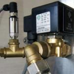 electrovannes régulation appareil autoclave sterilisateur