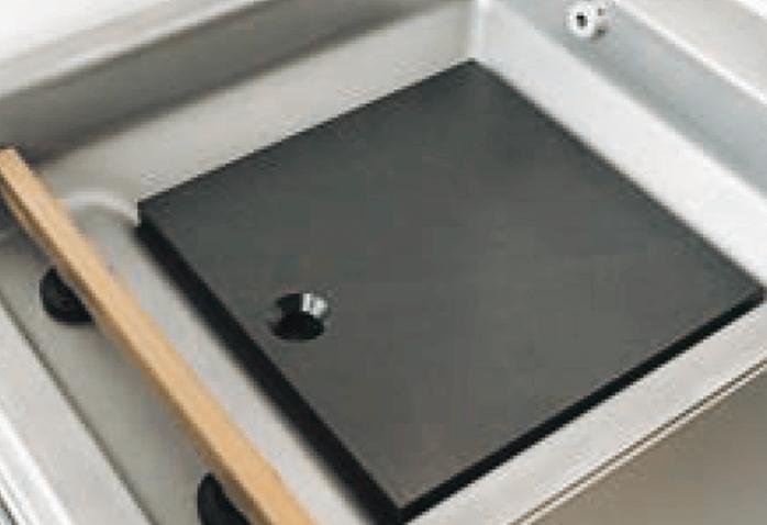 plateaux machine mise sous vide techna