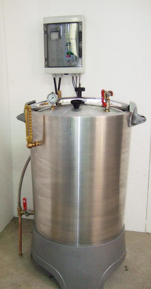 sterilisateurs autoclave techna automatique programmateur